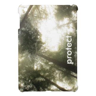 Schützen Sie unsere Wälder iPad Mini Hüllen