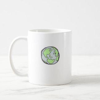 Schützen Sie unseren Planeten Kaffeetasse