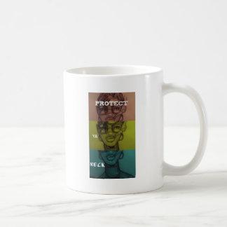 Schützen Sie Ya Hals! Kaffeetasse
