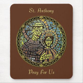 Schutzpatron der verlorenen Artikel St Anthony Mauspads