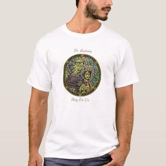Schutzpatron der verlorenen Artikel St Anthony T-Shirt
