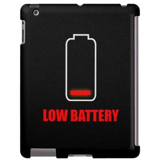 Schwache Batterie iPad Fall