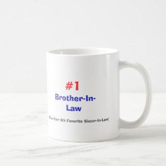 Schwager, (von Ihrer 4. Lieblingsschwester… Kaffeehaferl