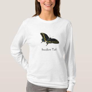 Schwalben-Schwanz, Schwalben-Schwanz T-Shirt