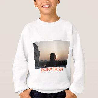 Schwalben-The Sun-Kleid Sweatshirt