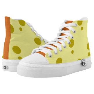 Schwammige Schuhe