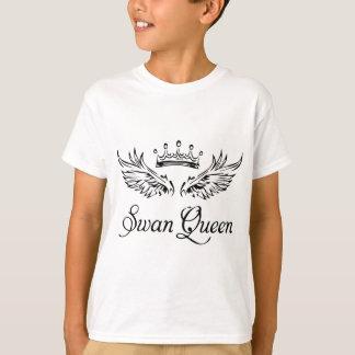 Schwan-Königin T-Shirt