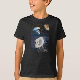 Schwan-Konstellation T-Shirt