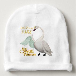 Schwan-Prinzessin Baby Cotton Beanie Babymütze