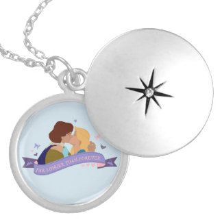 Schwan-Prinzessin Locket