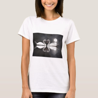Schwan Romance T-Shirt