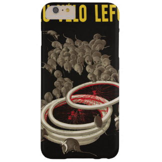 Schwarm der Mäuse auf Vintagem Barely There iPhone 6 Plus Hülle