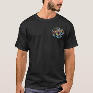 Schwarz-Fluss-Reise 2011 T-Shirt