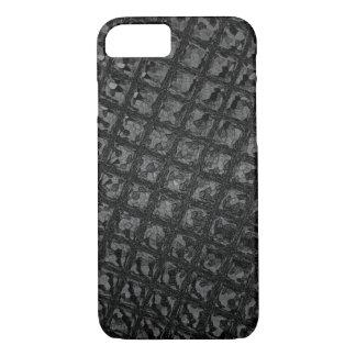 Schwarz gemustert iPhone 8/7 hülle