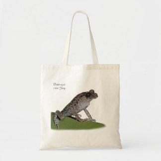 Schwarz-mit Augen Sänfte-Frosch-Taschen-Tasche Tragetasche