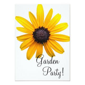 Schwarz-mit Augen Susan-Einladungen 12,7 X 17,8 Cm Einladungskarte