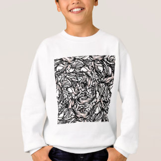 schwarz sweatshirt