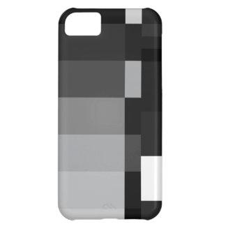Schwarz u. Weiß hält iPhone 5 Fall ab iPhone 5C Hülle