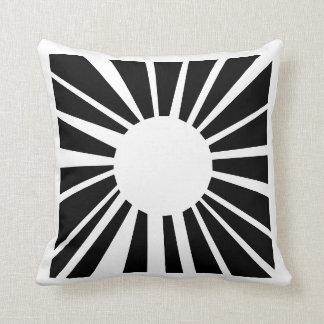 schwarz & weiß | Wendekissen in zwei Größen Kissen