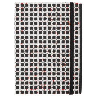 Schwarz-weißes modernes Trendy Muster