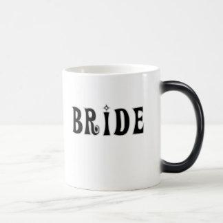 Schwarze Braut Haferl