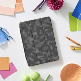 Schwarze Camouflage Digital iPad Pro Hülle