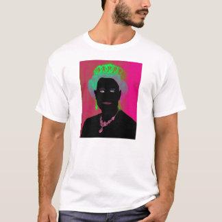 Schwarze Elly T-Shirt