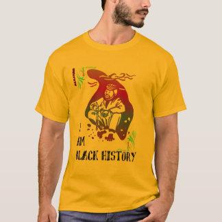 schwarze Geschichte T-Shirt