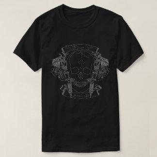 Schwarze IST T-Shirt