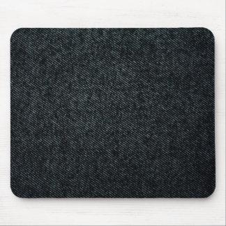 Schwarze Jeans Mousepad