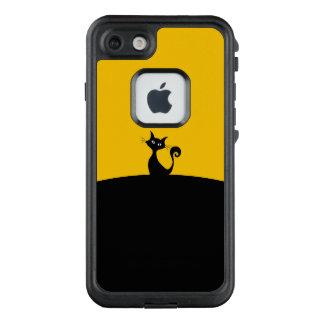 Schwarze Katze FRĒ® für Apple iPhone 7 LifeProof FRÄ' iPhone 8/7 Hülle