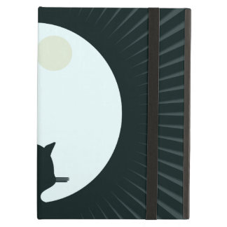 Schwarze Katzen-Vollmond