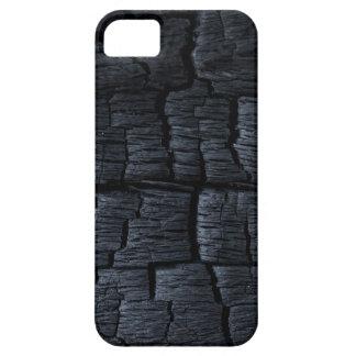 Schwarze Kohle iPhone 5 Schutzhülle