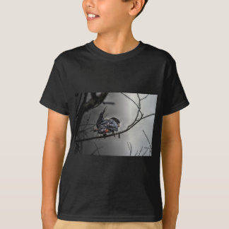 SCHWARZE KUNST-EFFEKTE COCKATOO-QUEENSLANDS T-Shirt