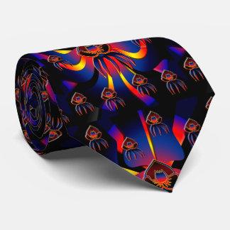 Schwarze Orchideen-Krawatte Belizes Krawatten
