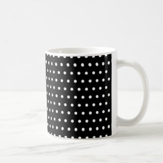 schwarze punkte polka dots gepunktet punktiert tup kaffeetasse