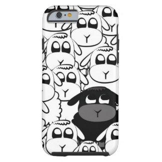 Schwarze Schafe Tough iPhone 6 Hülle