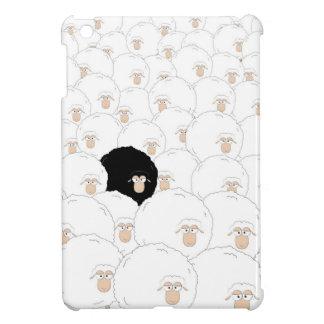 Schwarze Schafe iPad Mini Hülle