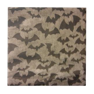 Schwarze Schläger Keramikfliese