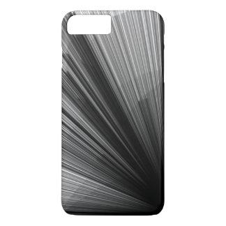 Schwarze Strahlen iPhone 8 Plus/7 Plus Hülle