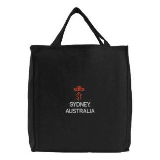 SCHWARZE TASCHE SYDNEYS, AUSTRALIEN