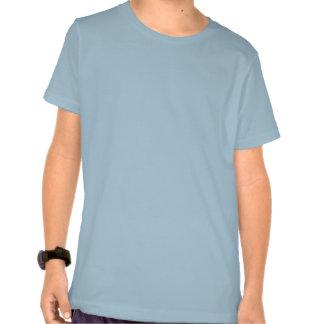 Schwarze Universum-Raum-Energie-Gedanken T-shirt
