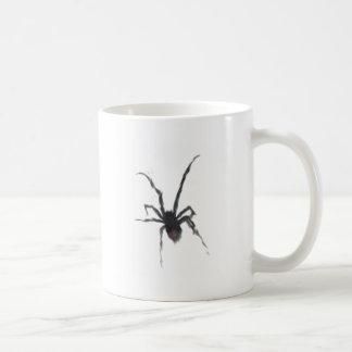 SCHWARZE WITWE - passen Sie auf! Kaffeetasse