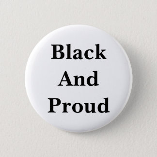 Schwarze Wörter auf einem weißen Hintergrund--die Runder Button 5,7 Cm