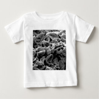 schwarze Zellen oder Bakterien Baby T-shirt
