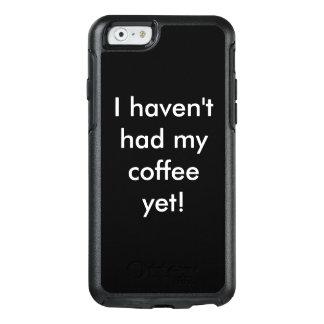 schwarzer äußerer Kasten für iphone 6 OtterBox iPhone 6/6s Hülle