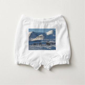 Schwarzer Berg, Schottland 8161 Baby-Windelhöschen