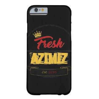 Schwarzer FRISCHER AZIMIZ | iPhone 6/6s Kasten Barely There iPhone 6 Hülle