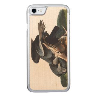 Schwarzer Geier Audubon Platten-106 Carved iPhone 8/7 Hülle