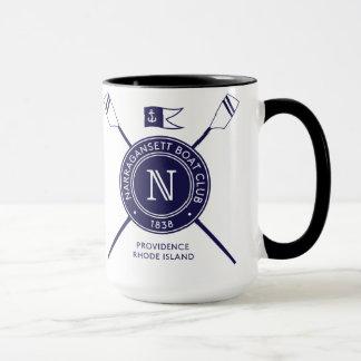 Schwarzer Griff/Innen-NBC-Tasse Tasse
